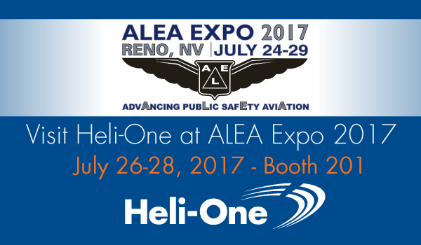Heli-One at ALEA Expo 2017
