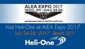 Heli-One at ALEA Expo 2017