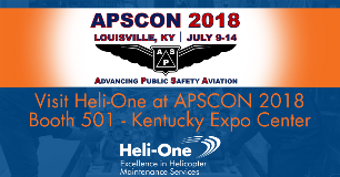 Heli-One at APSCON 2018