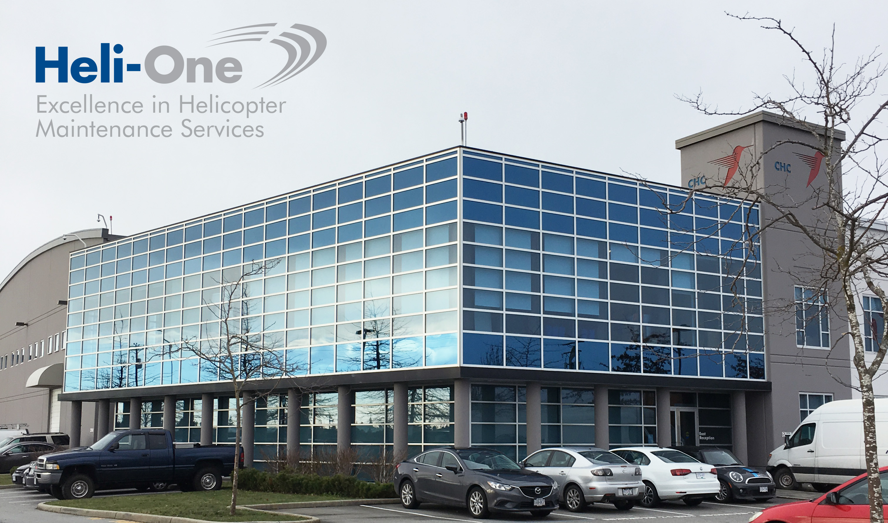 Heli-One Canada New Facilities_Richmond