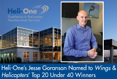 Jesse Goranson Named to Top 20 Under 40