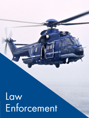 Law Enforcement Helicopter Modifications