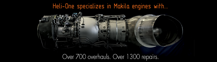 Heli-One Makila Engine Capabilities
