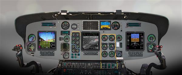 AS332 EFIS Display