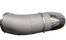 AW139 Second Generation Exhaust Duct