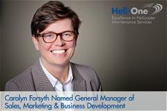 Carolyn Forsyth Named GM Sales Marketing Business Development