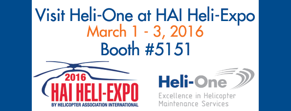 Heli-One at HAI 2016