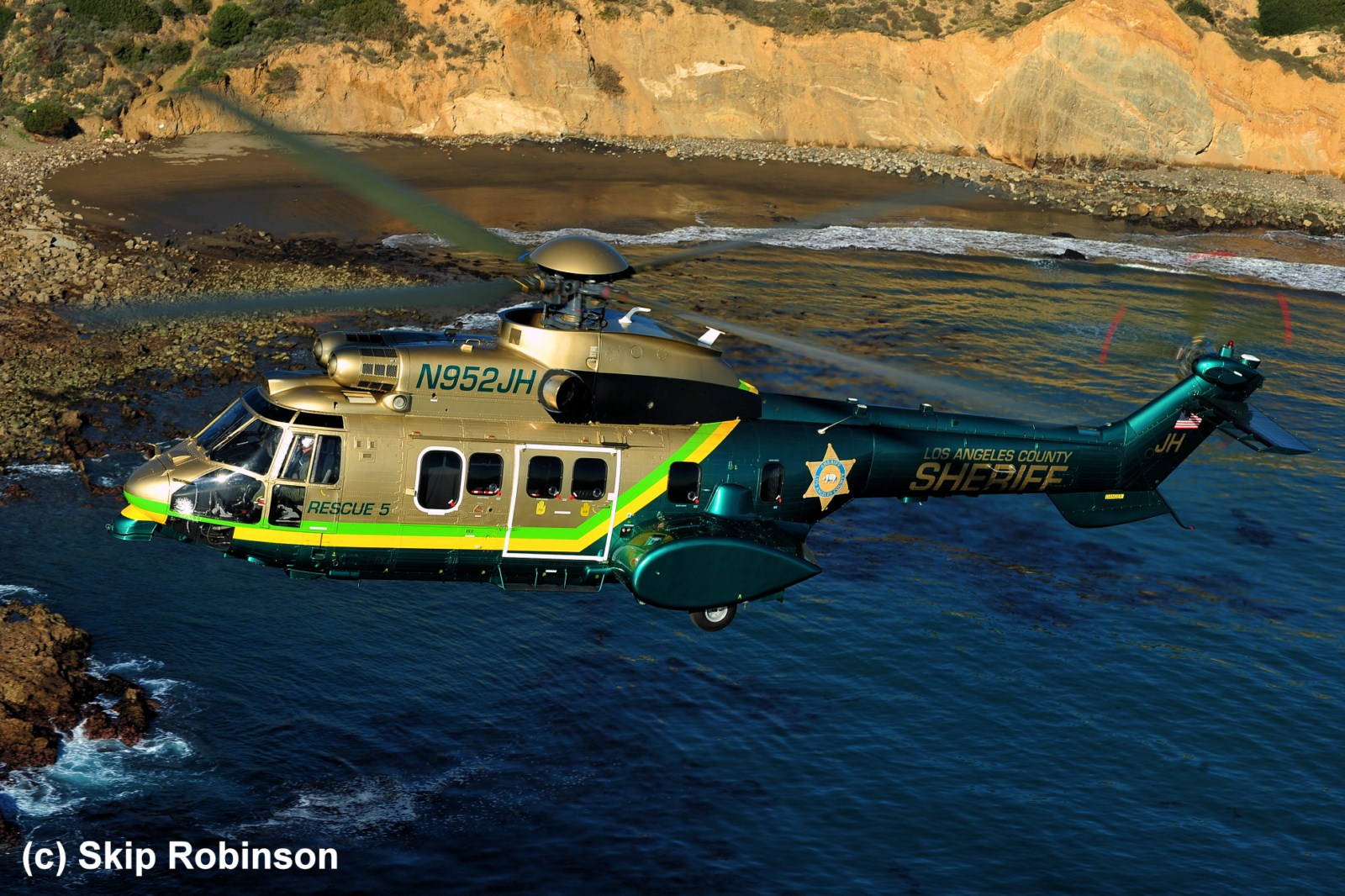 LASD AS332_Skip Robinson