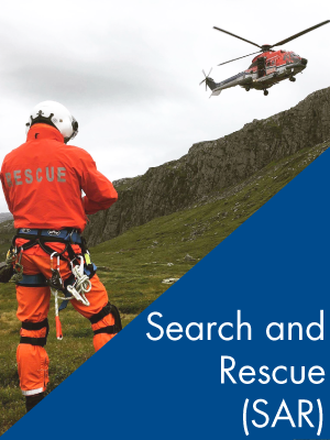 Search and Rescue Helicopter Modifications