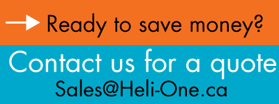 Contact Heli-One for a quote