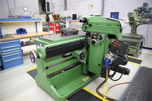 Specialized Equipment - Decking Milling Machine