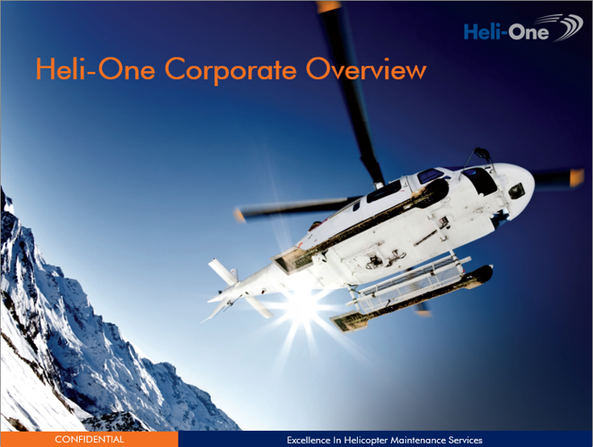 Heli-One_Corporate_Overview