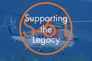 S-61 Supporting the Legacy