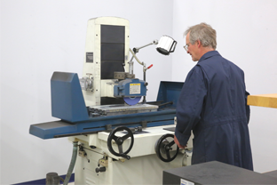 Specialized Equipment - Surface Grinder