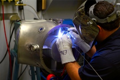 Heli-One Welding Capabilities