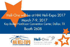 Heli-One at HAI 2017