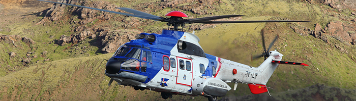 AS332 Super Puma Capabilities and Services